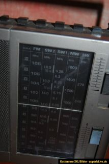 Kofferradio Grundig Concer Boy 220 Radio is funkionsfähig
