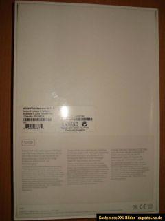 NEU Apple iPad mini Wi Fi 32GB, 20,1 cm Schwarz & Graphit in Org Verp