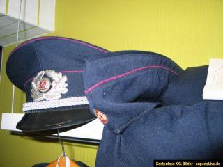 Uniform freiwillige Feuerwehr Größe 52 ,MDI,Berufsfeuerwehr,DDR,NVA