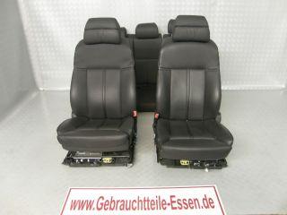BMW E60 Lederaussaung 5er Leder Size Schwarz VOLLLL