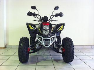 HCP Shineray 200 ST 9 XY200ST 9 NEUESTES MODELL 2012 QUAD ATV NEU