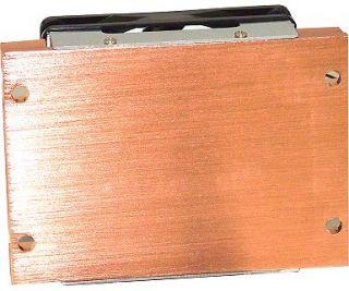 Hiper Copper CPU Cooling Fan AM2, AM2+, AM3 low Profile
