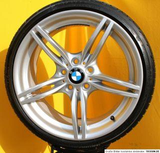Original BMW Z4 E89 19 Zoll Alufelgen M Doppelspeiche Styling 326