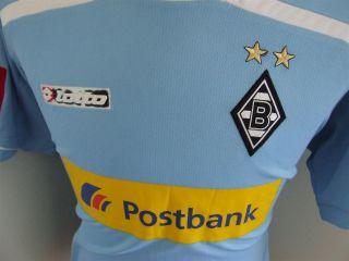 Trikot Borussia Mönchengladbach 2009/11 (XL) Lotto 3 Kit Postbank
