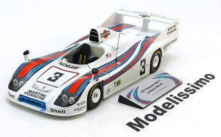 18 True Scale Porsche 936/77 #3, Le Mans Ickx/Pescarolo 1977