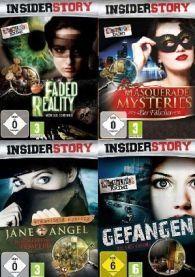 Insider Story Paket   4 Wimmelbild Spiele (PC) Neu & OVP