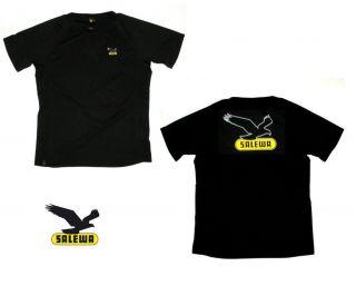 Salewa PROMO T Shirt, Baumwollshirt, Herrenshirt, Logo/Promo Shirt M