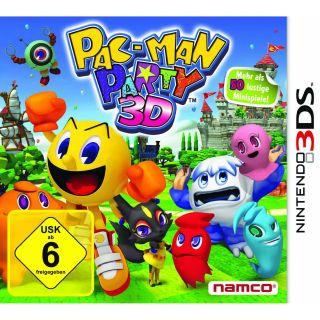 Pac Man Party 3D Nintendo 3DS  NEU+OVP  3391891956178
