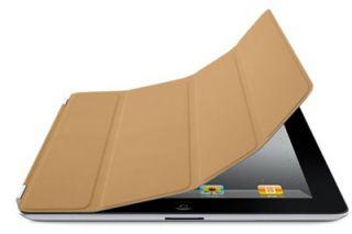 Original Apple Ipad 2 Smart Cover Case Leder MC948ZM A Braun Original