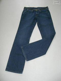 Levis® Levis Blue Star Jeans, 28/ 34 mit Leder, NEU