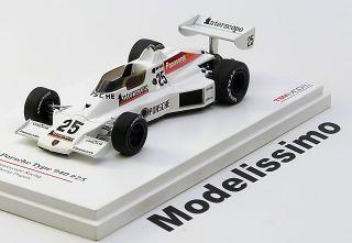 43 True Scale Porsche 940 #25, Indy 500 Ongais 1980