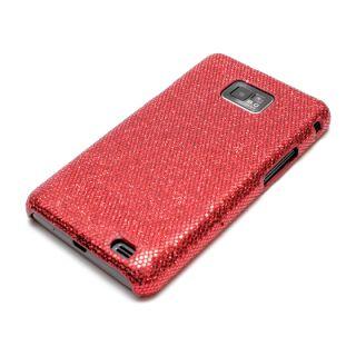 Samsung Galaxy S2 Hülle Case Schutzhülle Hard Cover Tasche Bumper