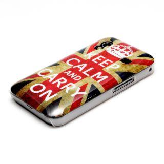 Samsung Galaxy Ace Hülle Case Schutzhülle Hard Cover Tasche Bumper