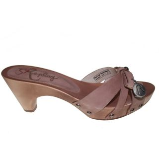 REPLAY Schuhe   Pantolette JESSY   brown