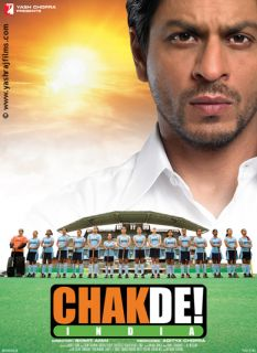 CHAK DE! INDIA Film   OVP **Bollywood*** Shah Rukh Khan   2 DVD Set