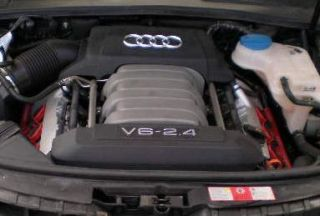 Audi A6 4F 2,4 V6 Benzin Motor Engine BDW 177 PS