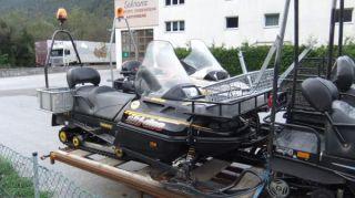 Motorschlitten 50cm Raupe Ski Doo Skandic 600 Snowmobil Snowmobile