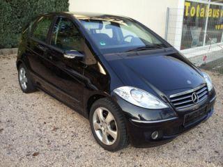 Mercedes Benz A 200 CDI Avantgarde*KLIMA*LEDER*6GANG*4/