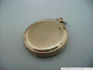 LANCO ALTE TASCHENUHR old Antique Pocket watch horloge HANDAUFZUG