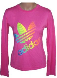 adidas Retro Trefoil Langarm Shirt Sweatshirt 36 38 S