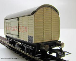 PIKO Güterwagen Kühlwagen Blech Spur H0 1:87