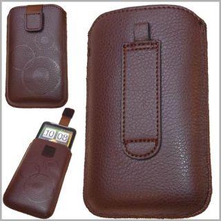 Handy Tasche Easy Out Etui Apple iPhone 4 Schutzhülle Zug Tasche in
