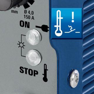 Einhell Inverter Schweißgerät BT IW 150