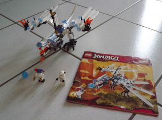 LEGO Ninjago 2260 Eisdrache
