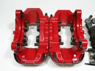 Porsche Cayenne Turbo 957 Bremssättel Brembo HA Rear brake calipers