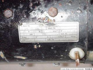Linde Stapler E12 Hydraulikmotor JULI Motor Hydraulik 0009761156