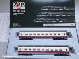 Kato 73310 Ergänzung für Triebwagen VT 18/175 wie Neu!