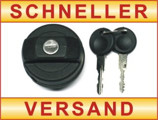 Volvo 240 740 850 940 960 S90 TANKDECKEL + SCHLOSS TANKVERSCHLUSS NEU