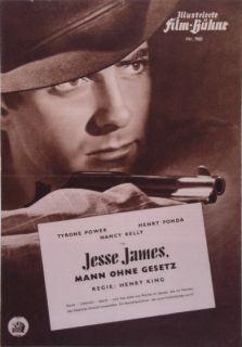 IFB 960:JESSE JAMES MANN OHNE GESETZ*FILMPROGRAMM