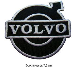 VOLVO Aufnäher Patch 740 960 C30 V40 V50 XC60 V70 Kombi