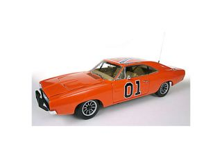 Round 2, LLC. ERTL 1/18 69 Dodge Charger General Lee, ERT964