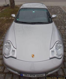 Porsche 911 Cabrio C4 Tip.1.Hand 996 Facelift 320PS Navi PDC Xenon