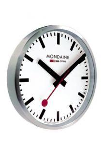Mondaine Bahnhofsuhr Wall Clock 25 cm A990.CLOCK.16SBB