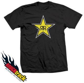 Rockstar T Shirt Rock Star Rockstar Energy answer Motocross MX Größe