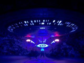 Star Trek Enterprise D LED Beleuchtungsset für Modell von AMT ERTL