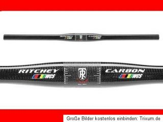 Ritchey WCS Carbon Lenker, NEU, 620mm, flat bar, MTB, handlebar, NEW