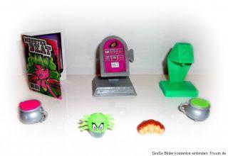 Monster High Möbel Zubehör Bett Couch Stuhl Bar Tisch Sofa Bank Sarg