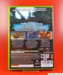 Bullet Witch   uncut   wie neu   dt. Version   Xbox 360 Spiel