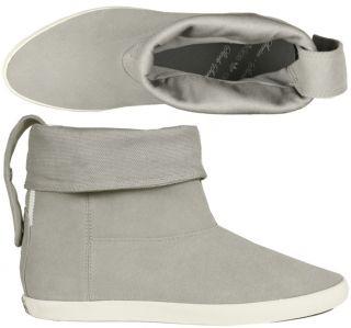 Adidas Siefel Adria Sup Hi sleek grey alle Größen