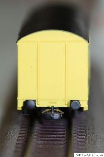 Piko 2 achsiger H0 DR Güterwagen Sonderwagen No 95810, 650 Jahre