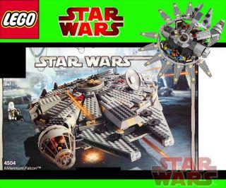 LEGO Star Wars 4504 7965 Millenium Falcon 7964 7957 7956 8095 Sith