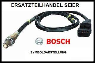 NEU Opel Zafira Lambdasonde BOSCH 0258005256