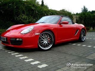 19 Zoll Alufelgen Felgen Porsche Boxster 987 2.7 2,7L  235kW