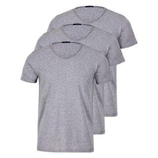 Tommy Hilfiger 3er Pack V Neck T Shirts T Shirt Tee S M L XL XXL NEU