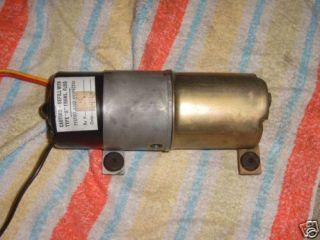 Überholung Verdeckmotor Verdeckhydraulik / Pumpe Chrysler Le Baron