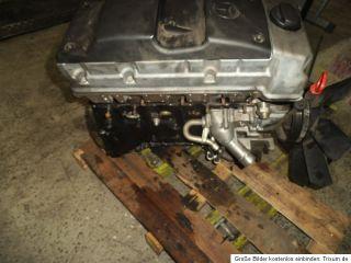 Mercedes W 202 Cklasse 220 Diesel Motor